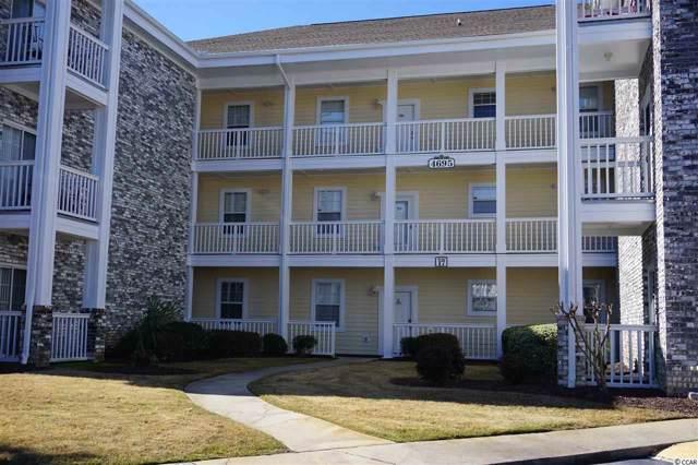 4695 Wild Iris Dr. #204, Myrtle Beach, SC 29577 (MLS #2002543) :: Garden City Realty, Inc.