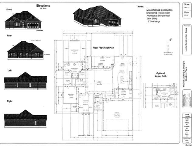 460 Saint John Rd., Galivants Ferry, SC 29544 (MLS #2002549) :: The Greg Sisson Team with RE/MAX First Choice