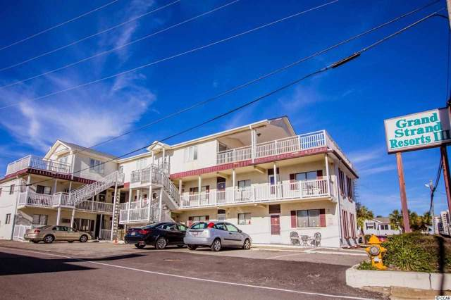 1524 S Ocean Blvd. #28, North Myrtle Beach, SC 29582 (MLS #2002564) :: James W. Smith Real Estate Co.