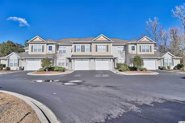 2450 Marsh Glen Dr. #911, North Myrtle Beach, SC 29582 (MLS #2002569) :: Welcome Home Realty
