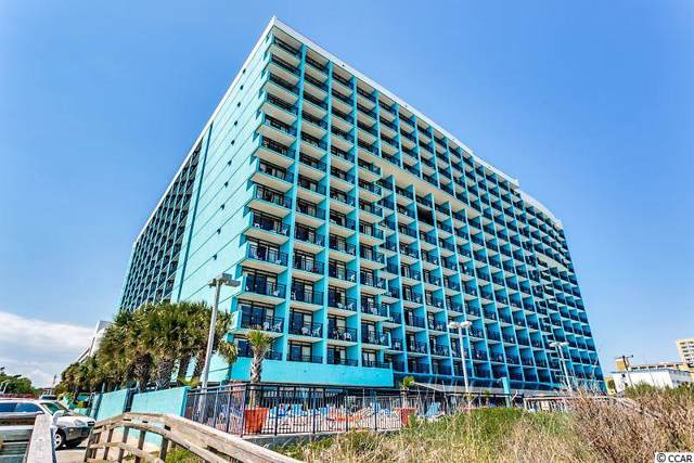 1501 Ocean Blvd. S #1537, Myrtle Beach, SC 29577 (MLS #2002611) :: The Greg Sisson Team with RE/MAX First Choice