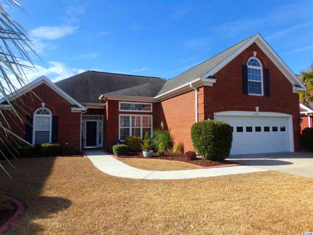 4734 Harvest Dr., Myrtle Beach, SC 29579 (MLS #2002619) :: The Greg Sisson Team with RE/MAX First Choice