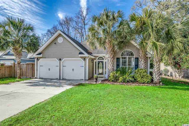 1107 S 27th Ave. S, North Myrtle Beach, SC 29582 (MLS #2002655) :: SC Beach Real Estate