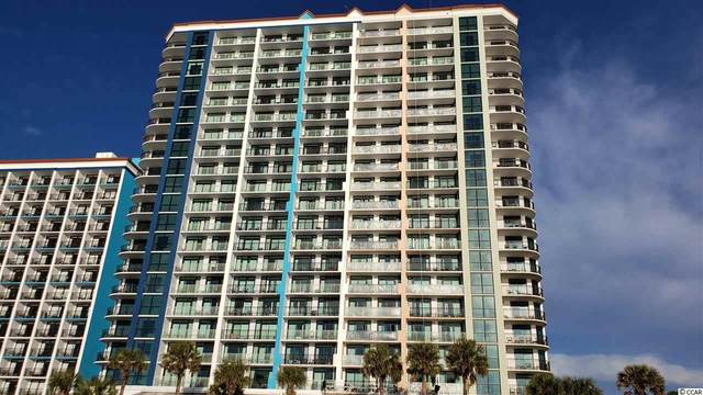 3000 N Ocean Blvd. #1702, Myrtle Beach, SC 29577 (MLS #2002661) :: James W. Smith Real Estate Co.
