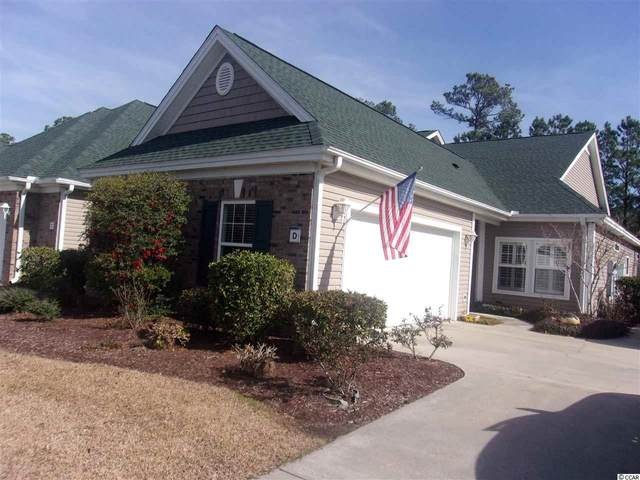 300 Nut Hatch Ln. D, Murrells Inlet, SC 29576 (MLS #2002669) :: The Greg Sisson Team with RE/MAX First Choice