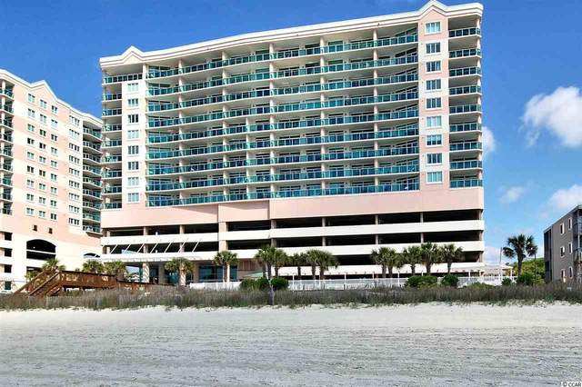1903 S Ocean Blvd. #603, North Myrtle Beach, SC 29582 (MLS #2002678) :: The Greg Sisson Team with RE/MAX First Choice
