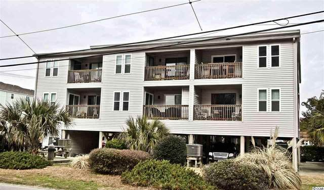 2001 Spring St. H-1, North Myrtle Beach, SC 29582 (MLS #2002679) :: The Hoffman Group