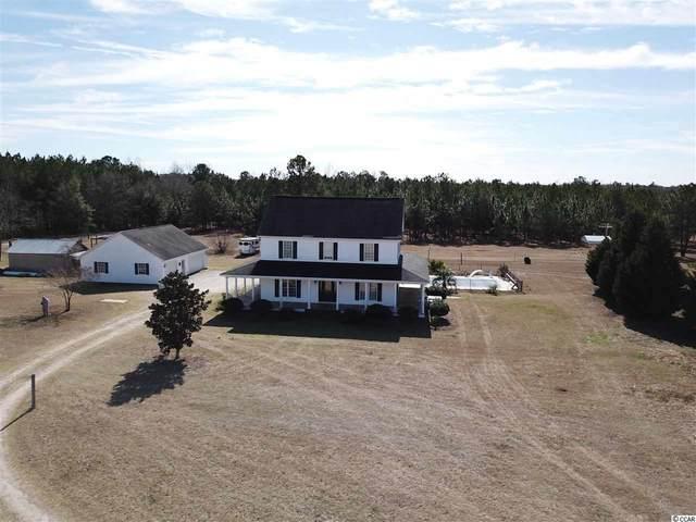 9947 Lake Swamp Rd., Nichols, SC 29581 (MLS #2002683) :: The Homes & Valor Team