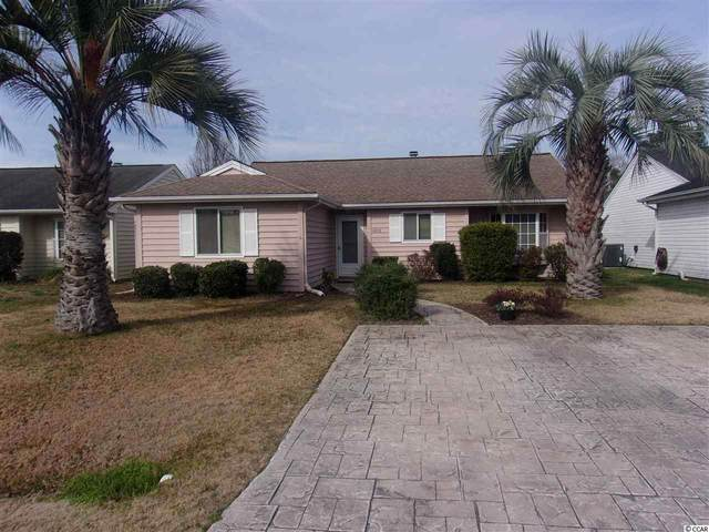 602 Gleneagles Dr., Myrtle Beach, SC 29588 (MLS #2002696) :: James W. Smith Real Estate Co.