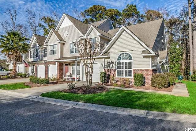 92-4 Red Rose Blvd. #4, Pawleys Island, SC 29585 (MLS #2002729) :: The Lachicotte Company