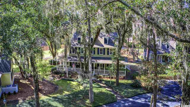 1807 Laurel Trail #1807, Murrells Inlet, SC 29576 (MLS #2002730) :: The Greg Sisson Team with RE/MAX First Choice