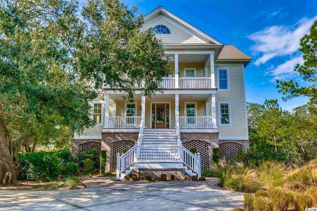 246 Sea Island Dr., Georgetown, SC 29440 (MLS #2002748) :: The Lachicotte Company