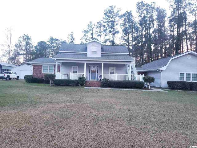 6989 NW Hughes-Smith Rd., Ash, NC 28420 (MLS #2002807) :: The Lachicotte Company