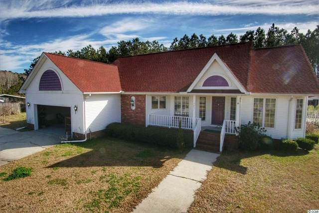 7251 W Ocean Highway, Sunset Beach, NC 28468 (MLS #2002835) :: The Lachicotte Company
