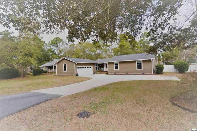 410 Crooked Oak Dr., Pawleys Island, SC 29585 (MLS #2002849) :: The Greg Sisson Team with RE/MAX First Choice