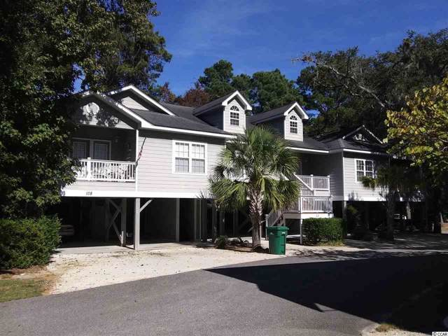 55 Seagrove Ct. #110, Pawleys Island, SC 29585 (MLS #2002930) :: Coldwell Banker Sea Coast Advantage