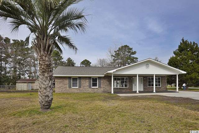 606 James St., Myrtle Beach, SC 29577 (MLS #2002943) :: Berkshire Hathaway HomeServices Myrtle Beach Real Estate