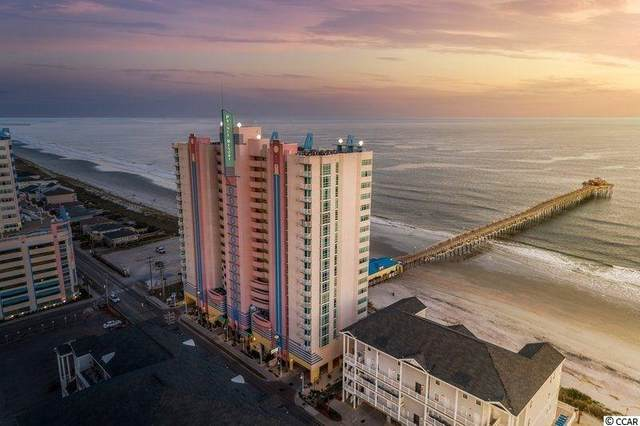 3500 N Ocean Blvd. N #1805, North Myrtle Beach, SC 29582 (MLS #2002980) :: The Lachicotte Company