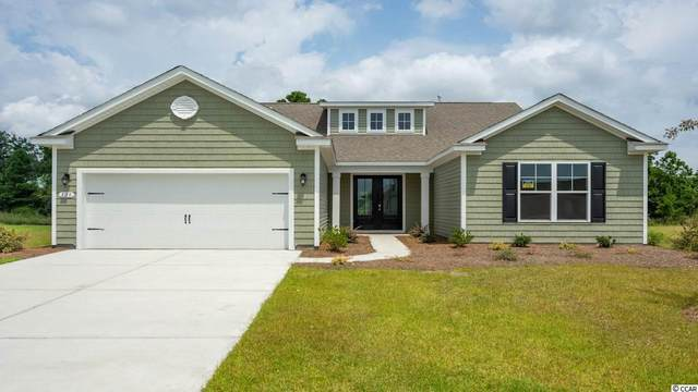 108 Bucky Loop, Murrells Inlet, SC 29576 (MLS #2002993) :: Berkshire Hathaway HomeServices Myrtle Beach Real Estate