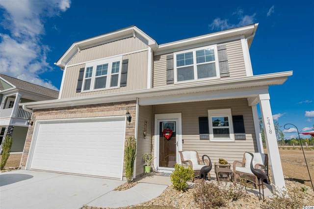 5418 Merrywind Ct., Myrtle Beach, SC 29579 (MLS #2003036) :: The Greg Sisson Team with RE/MAX First Choice