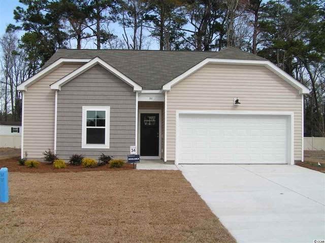 140 Costa Ct., Pawleys Island, SC 29585 (MLS #2003043) :: The Litchfield Company