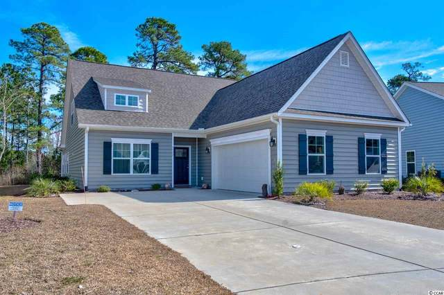 5577 Plantersville Pl., Myrtle Beach, SC 29579 (MLS #2003052) :: James W. Smith Real Estate Co.