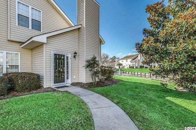 503 20th Ave. N 32D, North Myrtle Beach, SC 29582 (MLS #2003061) :: The Lachicotte Company
