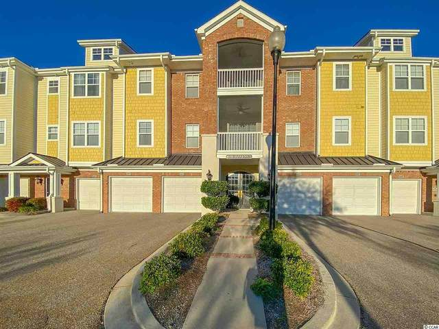 6203 Catalina Dr. #512, North Myrtle Beach, SC 29582 (MLS #2003074) :: The Greg Sisson Team with RE/MAX First Choice