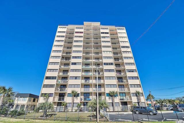 601 Mitchell Dr. #802, Myrtle Beach, SC 29577 (MLS #2003115) :: The Lachicotte Company