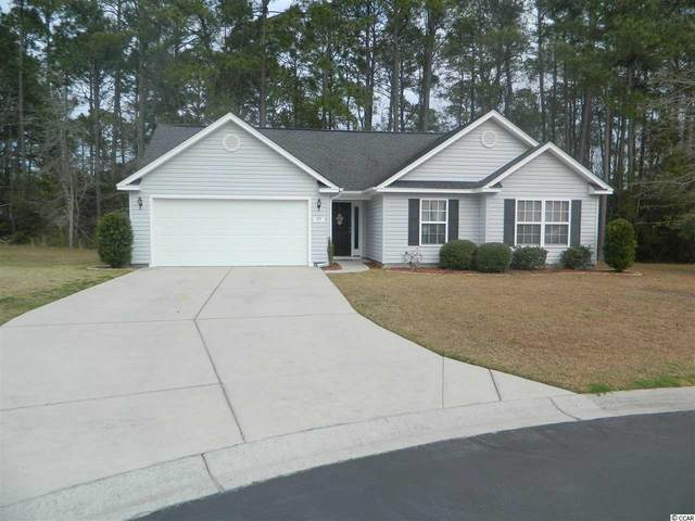 121 Shady View Ln., Myrtle Beach, SC 29588 (MLS #2003151) :: The Hoffman Group