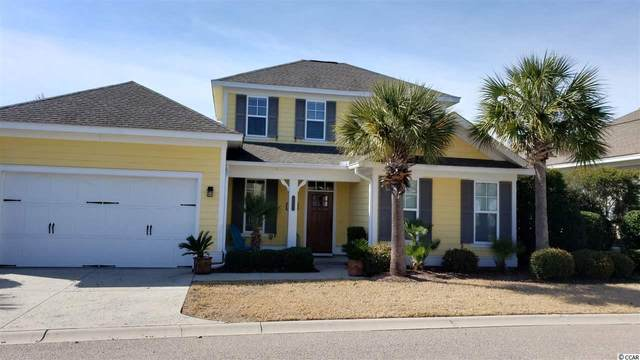 506 Olde Mill Dr., North Myrtle Beach, SC 29582 (MLS #2003153) :: The Lachicotte Company