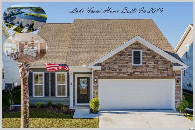 189 Heron Lake Ct., Murrells Inlet, SC 29576 (MLS #2003177) :: The Greg Sisson Team with RE/MAX First Choice