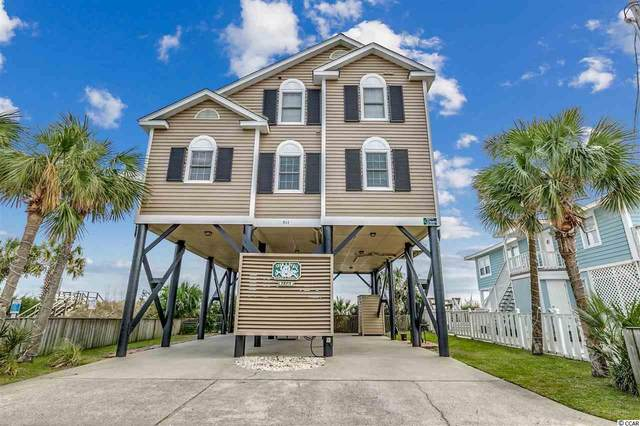 511 S Seaside Dr., Surfside Beach, SC 29575 (MLS #2003213) :: Grand Strand Homes & Land Realty