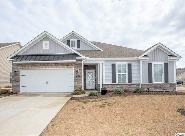 841 Lafayette Park Dr., Little River, SC 29566 (MLS #2003229) :: The Greg Sisson Team with RE/MAX First Choice
