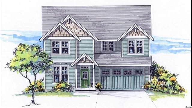 120 Palmetto Harbour Dr., North Myrtle Beach, SC 29582 (MLS #2003242) :: The Hoffman Group