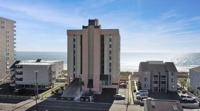 1015 S Ocean Blvd. #801, North Myrtle Beach, SC 29582 (MLS #2003244) :: The Greg Sisson Team with RE/MAX First Choice