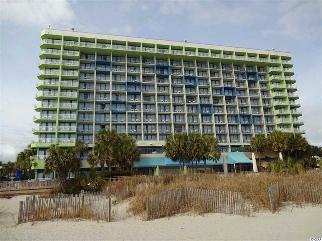 1105 S Ocean Blvd. #420, Myrtle Beach, SC 29577 (MLS #2003267) :: The Hoffman Group