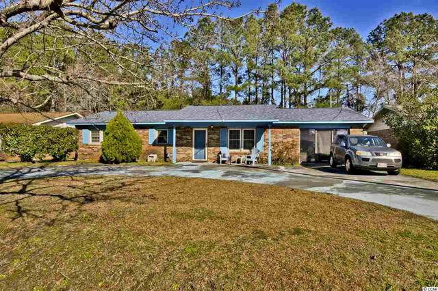 5718 Dogwood Circle, Myrtle Beach, SC 29588 (MLS #2003274) :: The Greg Sisson Team with RE/MAX First Choice