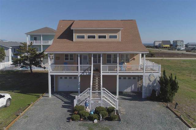 108 Conch St., Holden Beach, NC 28462 (MLS #2003292) :: The Lachicotte Company