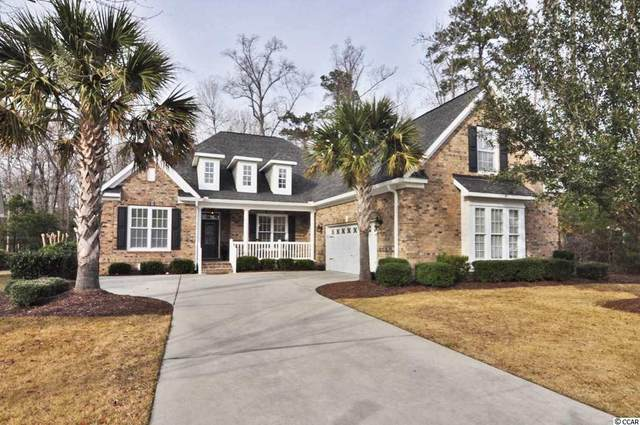 130 Grey Moss Rd., Murrells Inlet, SC 29576 (MLS #2003299) :: The Greg Sisson Team with RE/MAX First Choice