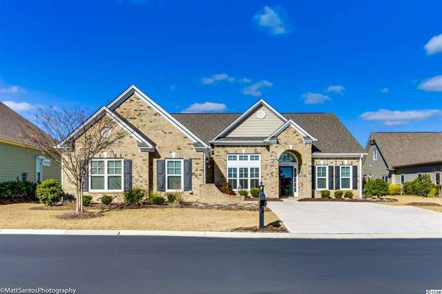 5104 Stonegate Dr., North Myrtle Beach, SC 29582 (MLS #2003303) :: Welcome Home Realty