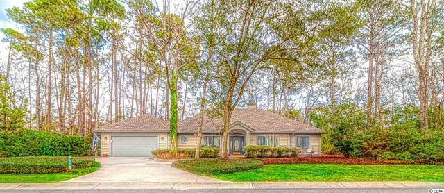1221 Spinnaker Dr., North Myrtle Beach, SC 29582 (MLS #2003322) :: SC Beach Real Estate