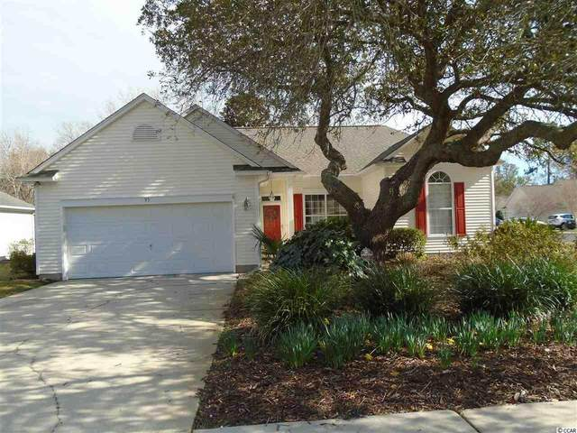 95 Boatmen Dr., Pawleys Island, SC 29585 (MLS #2003352) :: The Trembley Group | Keller Williams