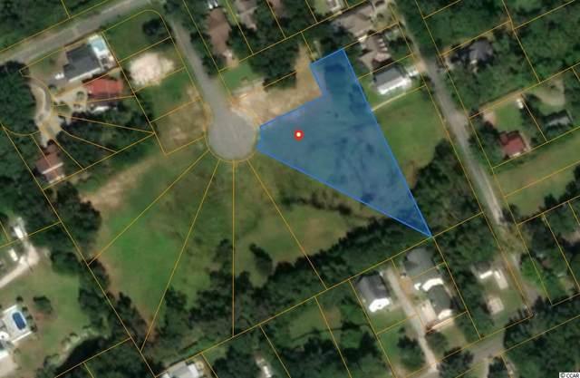 Lot 10 Triston Ct., Little River, SC 29566 (MLS #2003364) :: James W. Smith Real Estate Co.