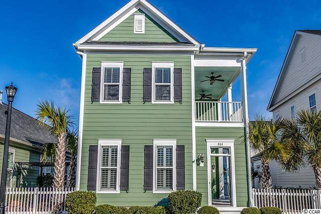 804 Pancho St., Myrtle Beach, SC 29577 (MLS #2003366) :: The Greg Sisson Team with RE/MAX First Choice