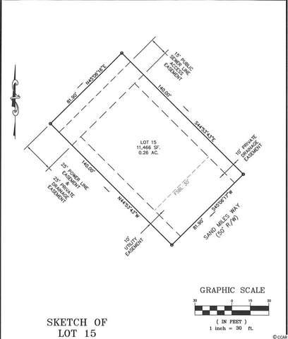 6029 Sandy Miles Way, Myrtle Beach, SC 29577 (MLS #2003367) :: Coldwell Banker Sea Coast Advantage