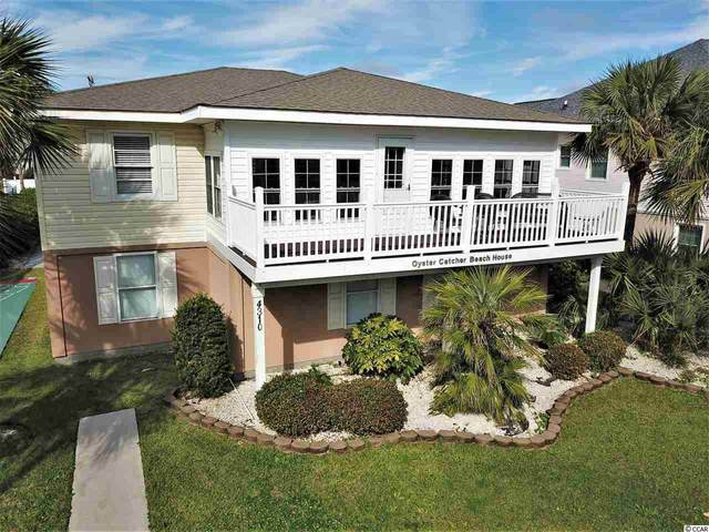 4310 South Ocean Blvd., North Myrtle Beach, SC 29582 (MLS #2003384) :: The Trembley Group | Keller Williams