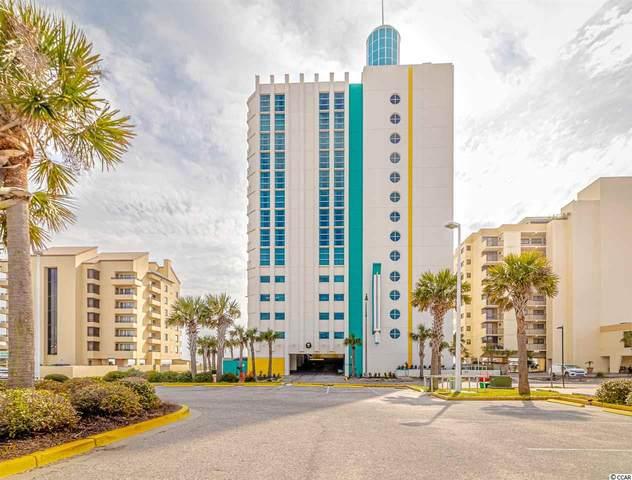 2301 S Ocean Blvd. #501, North Myrtle Beach, SC 29582 (MLS #2003405) :: James W. Smith Real Estate Co.