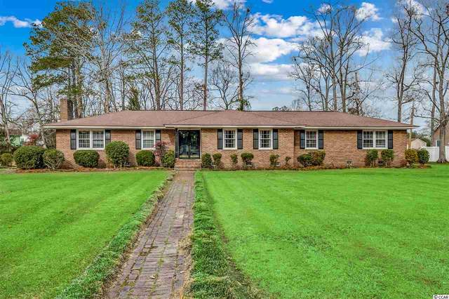 300 Crescent Dr., Conway, SC 29526 (MLS #2003412) :: The Litchfield Company