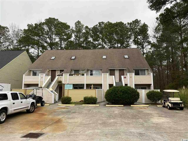 111 Cambridge Circle F7, Garden City Beach, SC 29576 (MLS #2003452) :: SC Beach Real Estate